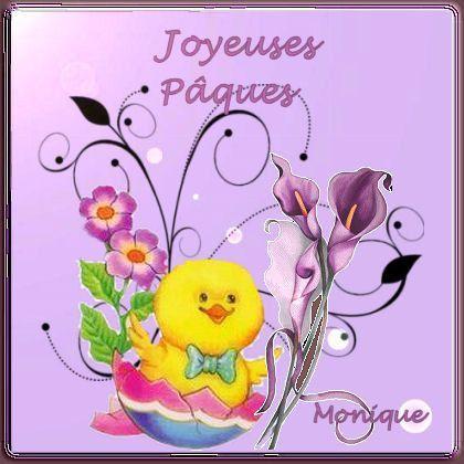 Carte joyeuses paques - Joyeuses paques images gratuites ...